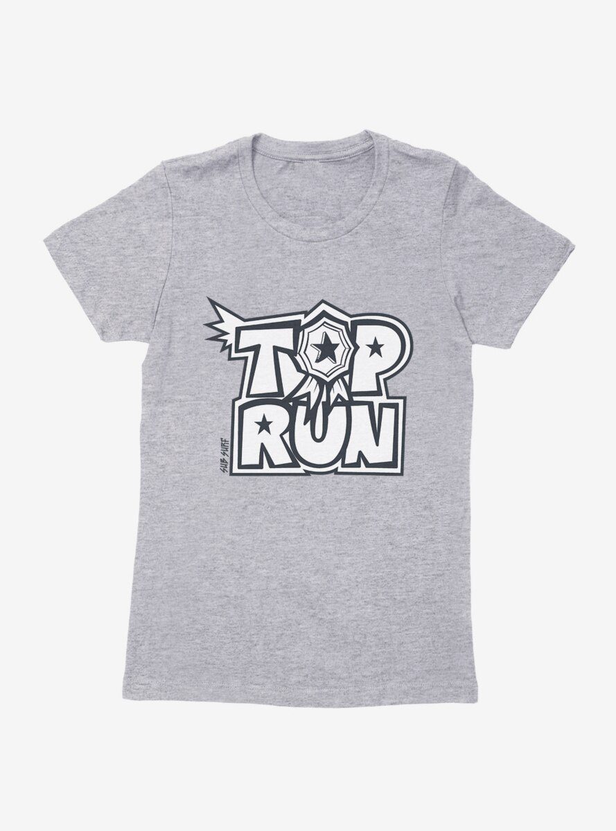 Subway Surfers Subsurf Top Run Womens T-Shirt