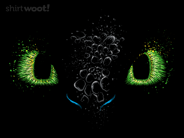 The Eyes Of The Dragon T Shirt