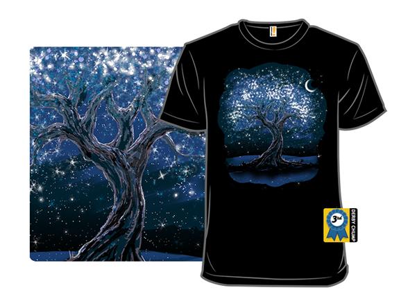 Grown Of Stars T Shirt