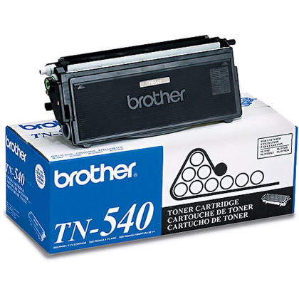 Brother TN540 Original Black Toner Cartridge