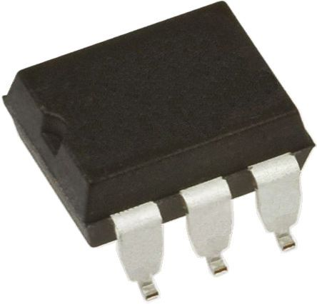 ON Semiconductor , CNY17F1SM DC Input Phototransistor Output Optocoupler, Surface Mount, 6-Pin MDIP (25)