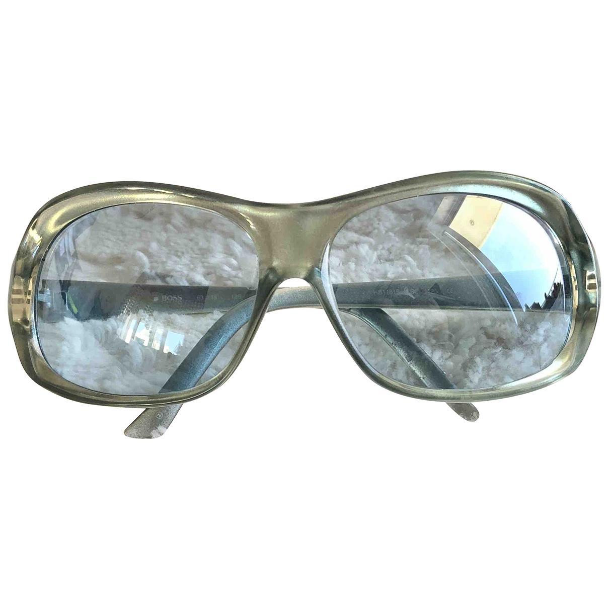 Hugo Boss \N Turquoise Sunglasses for Women \N