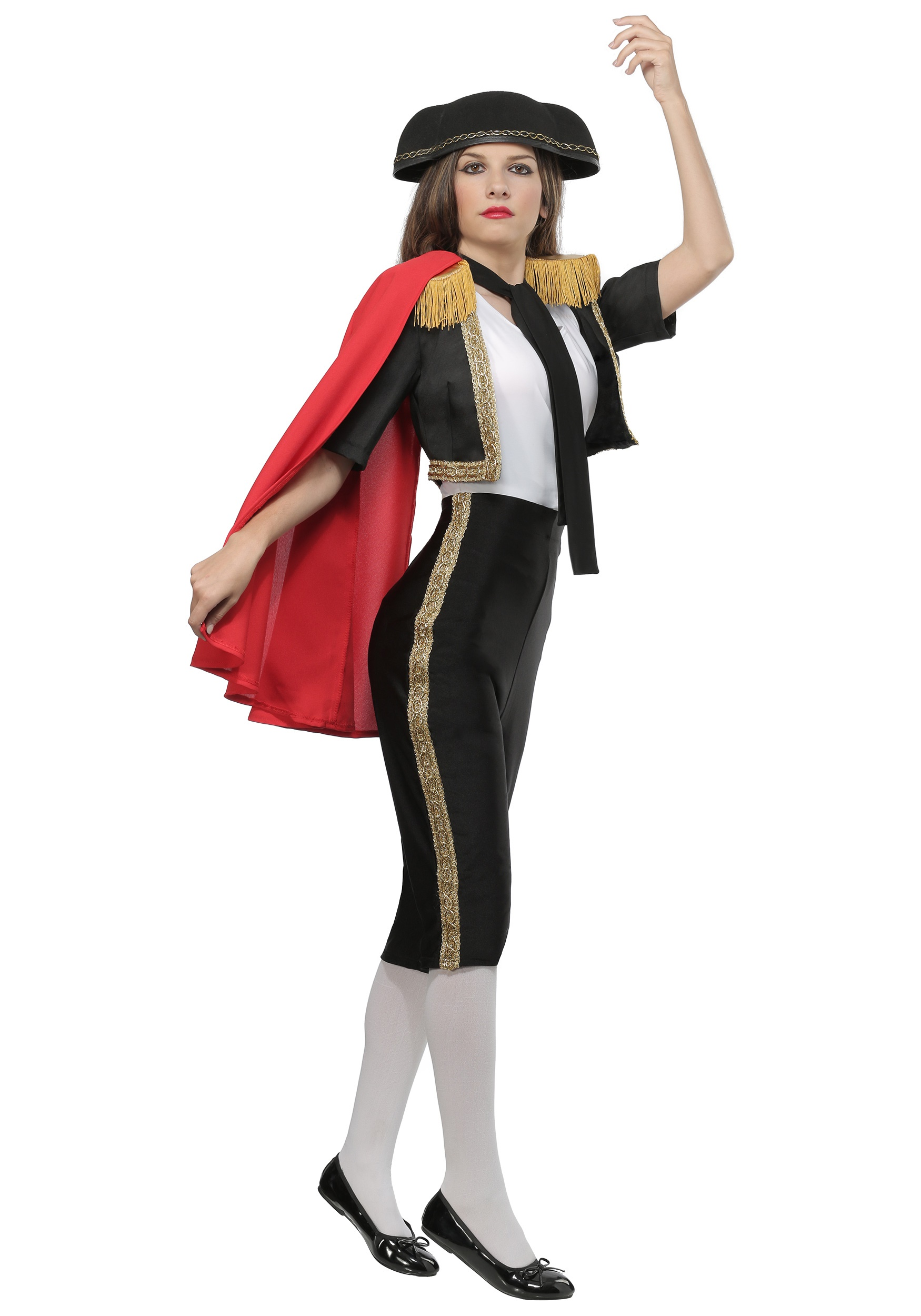 Magnificent Matador Plus Size Costume for Women 1X 2X
