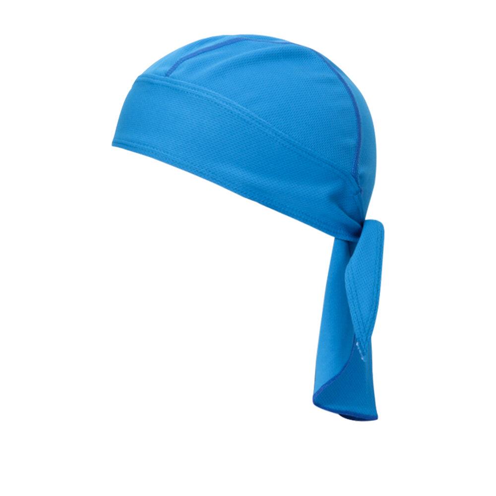 Men Women Outdoor Quick Dry Sweat Cycling Cap Headscarf Running Riding Sports Pirate Hood