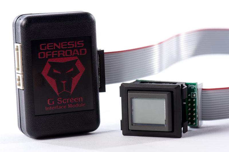 Genesis Offroad GEN-141-GS G Screen Dual Battery Monitoring System For Gen 4