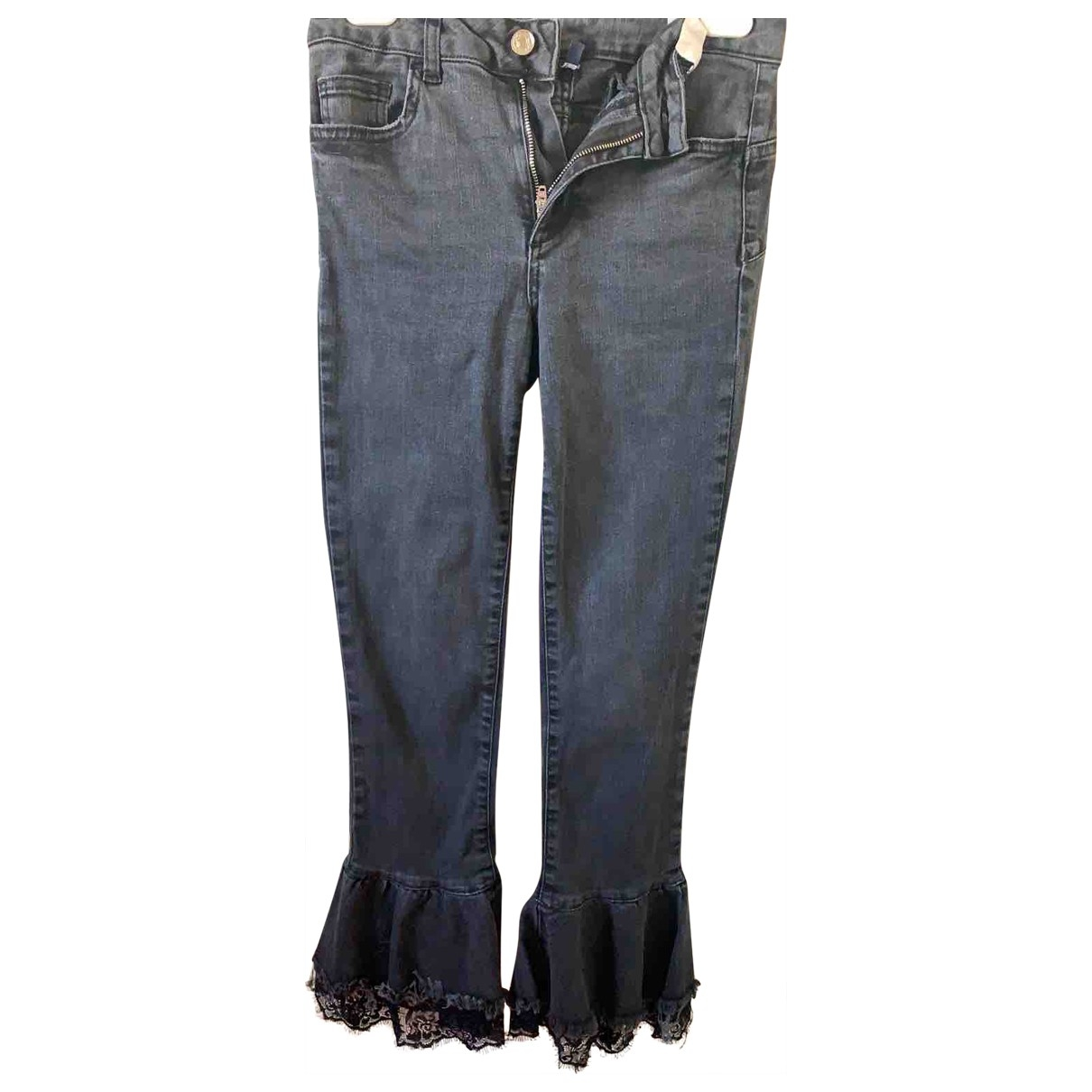 Liu.jo \N Grey Denim - Jeans Jeans for Women 27 US