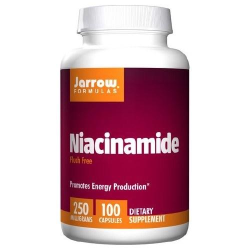 Niacinamide 100 Caps  by Jarrow Formulas