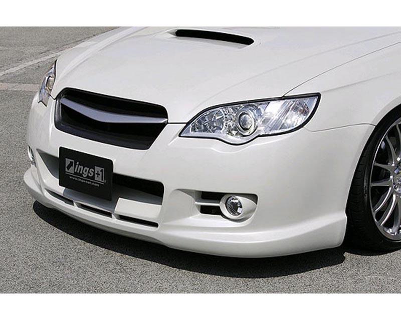 INGS LX Sport Front Bumper Hybrid Subaru Legacy BP5-D 07-09 / B4 6/06+