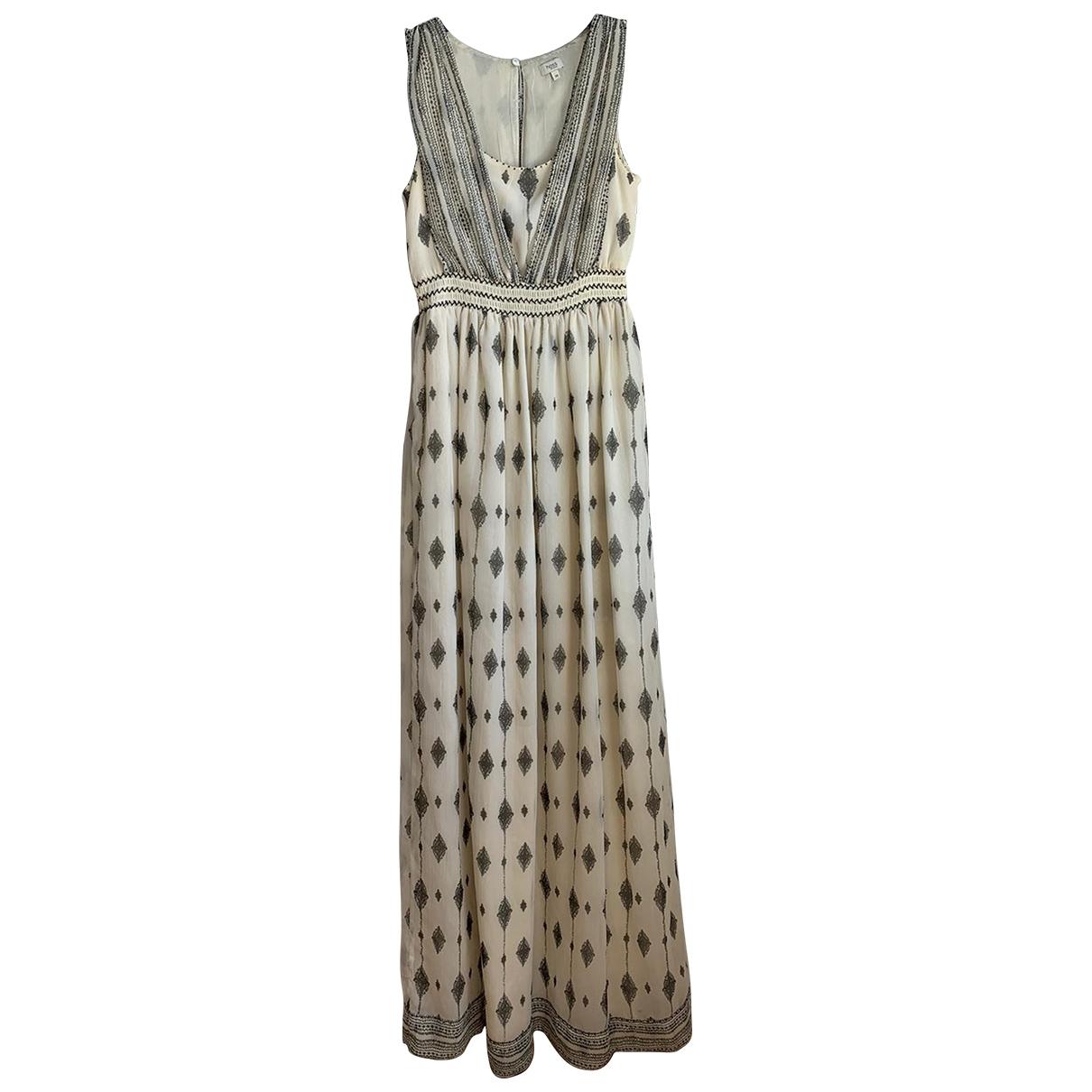 Hoss Intropia \N Ecru dress for Women 34 FR