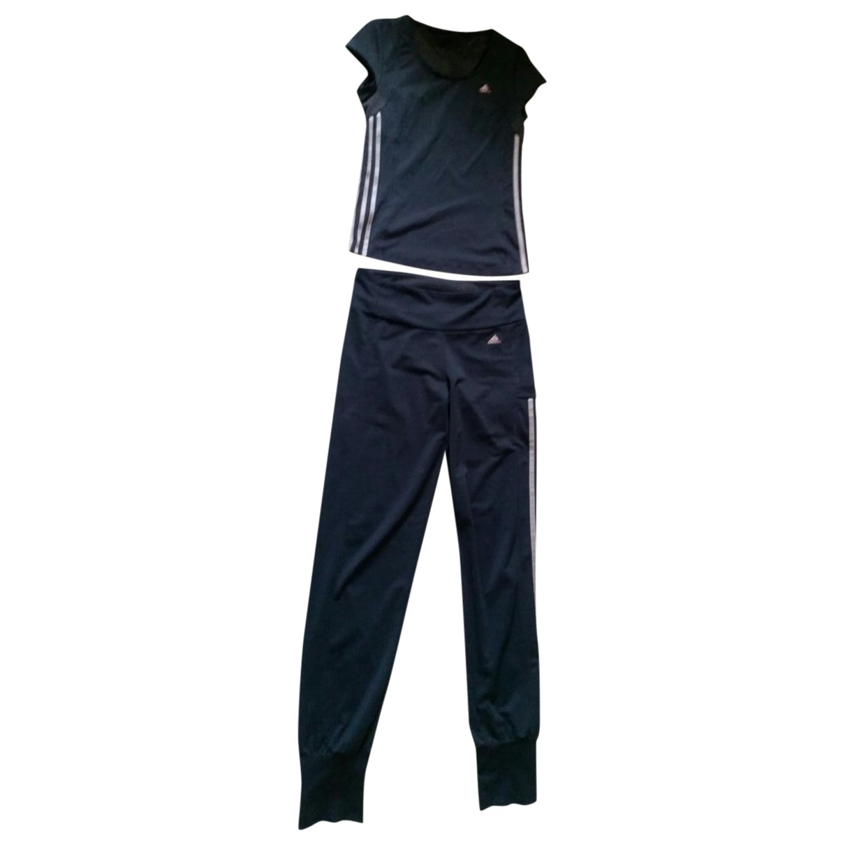 Adidas \N Anthracite  top for Women 44 IT