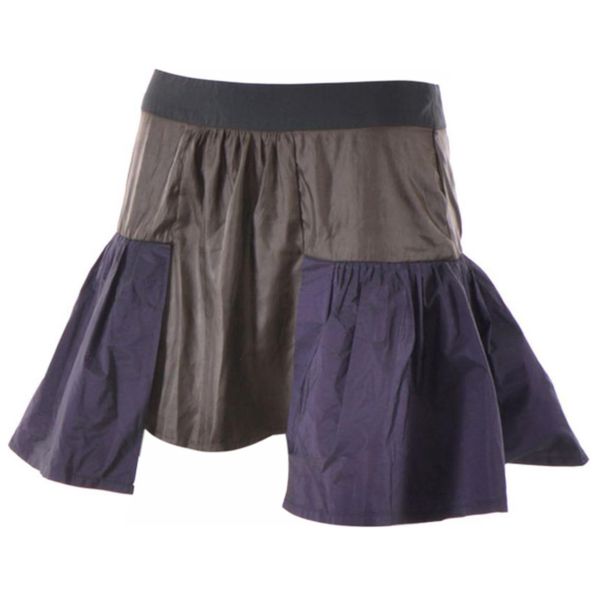 Sport Max \N Multicolour skirt for Women 38 FR