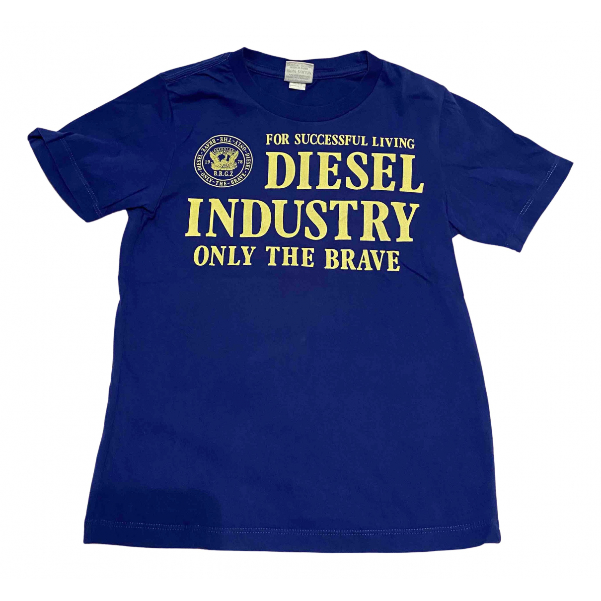 Diesel \N Blue Cotton  top for Kids 8 years - up to 128cm FR