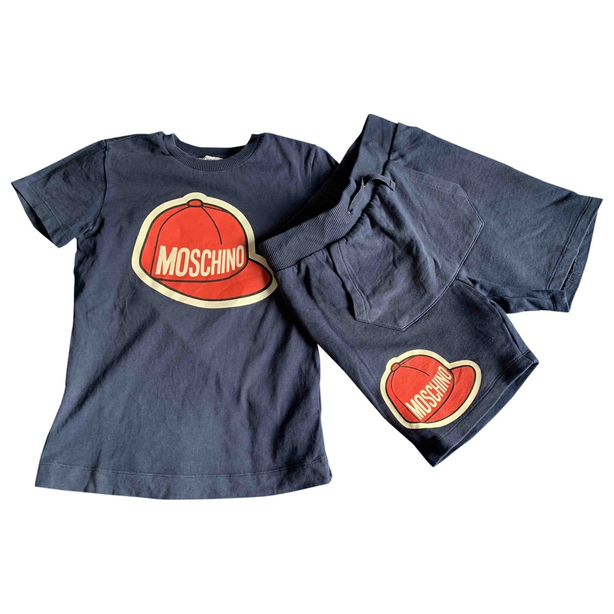 Moschino \N Blue Cotton Outfits for Kids 8 years - up to 128cm FR