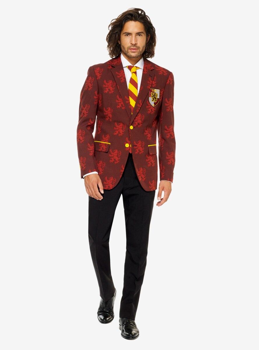 Harry Potter Men's Gryffindor Suit