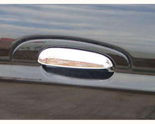 Quality Automotive Accessories Stainless Steel Door Handle Trim Jaguar S-type 2002