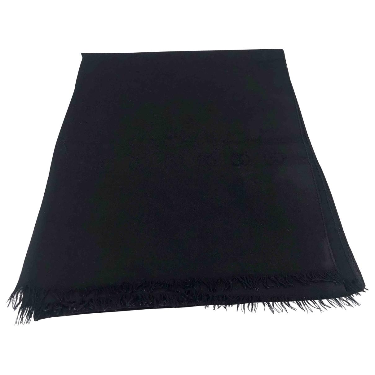 Gucci \N Black scarf for Women \N