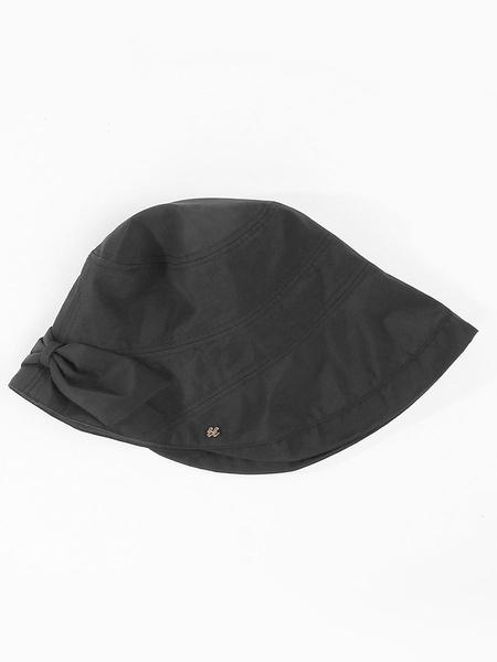 Milanoo Woman\'s Hats Sweet Bows Polyester Fiber Summer Hat