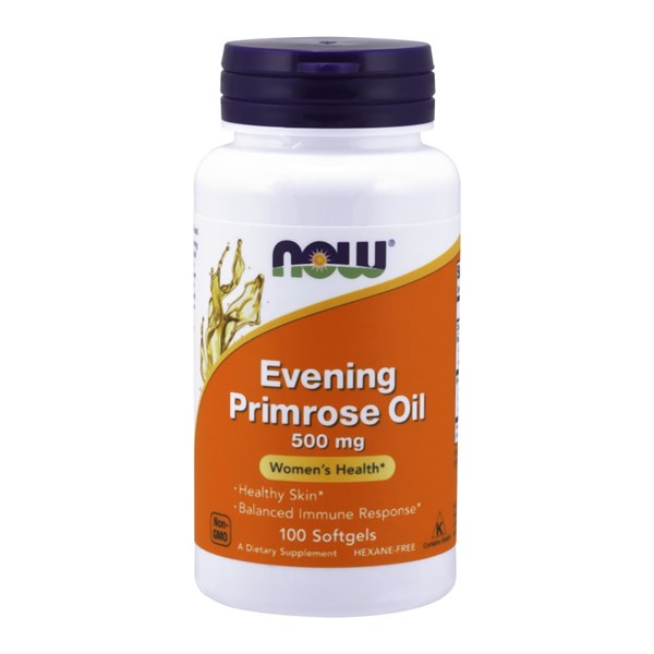 Evening Primrose Oil 100 Softgels by Now Foods