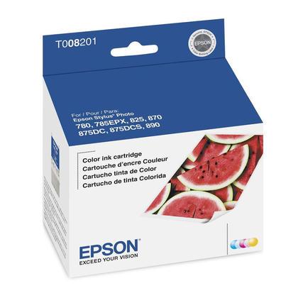 Epson T008201 Original Color Ink Cartridge