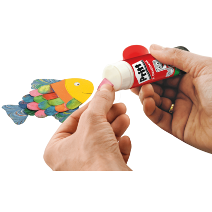 Pritt@ Glue Stick of Regular Size - 11g (178434)