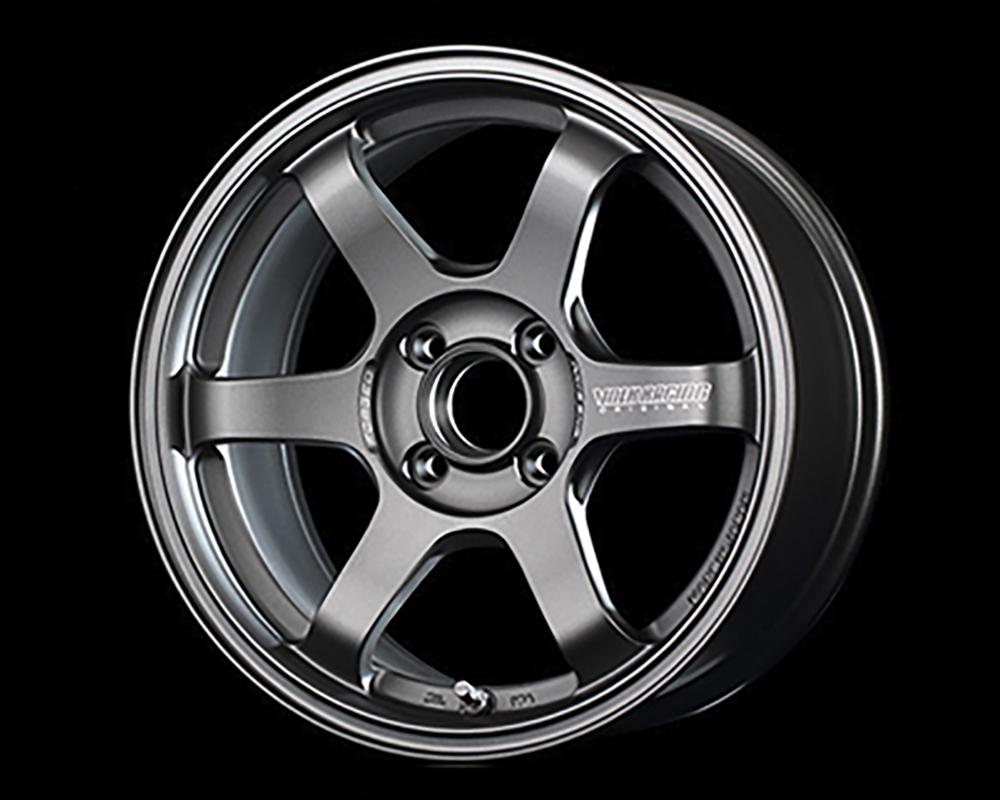Volk Racing WVDSC38ADM TE37 Sonic Club Racer Wheel 15x7 4x100 38mm Matte Dark Gunmetal