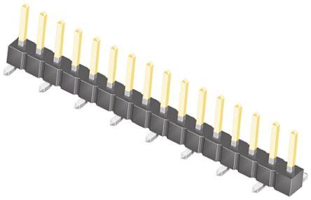 Samtec , TSM, 16 Way, 1 Row, Straight Pin Header