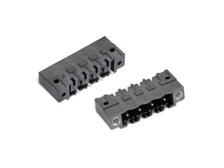 Wurth Elektronik , WR-TBL, 7015B, 10 Way, 1 Row, Vertical PCB Header (150)