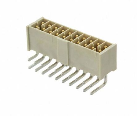 Samtec , IPL1, 2 Row, Vertical PCB Header (18)