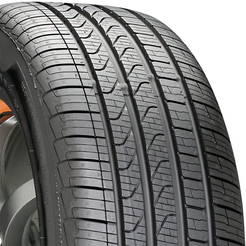 Pirelli 2403800 Cinturato P7 All Season Plus Tire 245 /45 R17 99H XL BSW