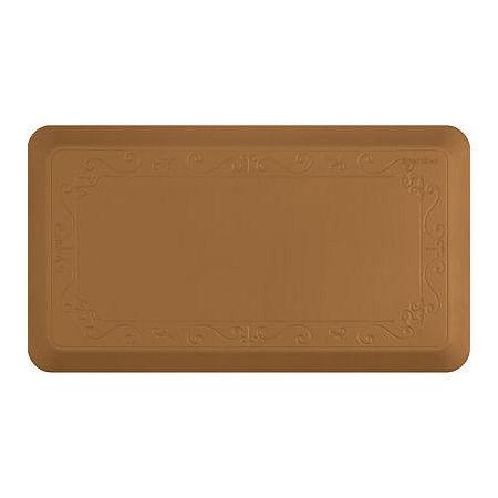 Smart Step 3' Floor Mat, One Size , Brown