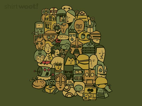 Doodle A.i T Shirt