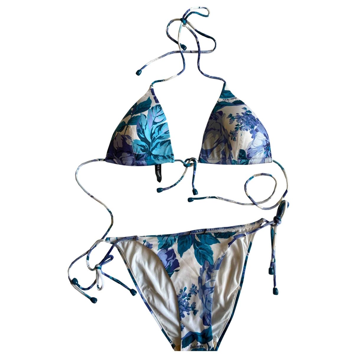 Andres Sarda \N Multicolour Swimwear for Women 36 FR