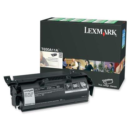 Lexmark T650A11A cartouche de toner originale noire