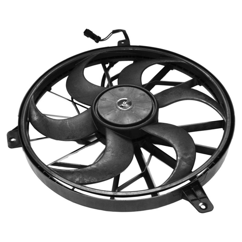 Crown Automotive 52079528AB Jeep Replacement Cooling Fan Module for Various Jeep Vehicles; Includes Motor, No Shroud Jeep