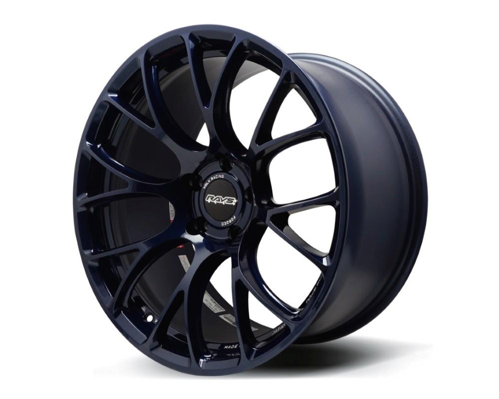 Volk Racing WK6534WD G16 Wheel 19x10 5x120 34mm Mag Blue