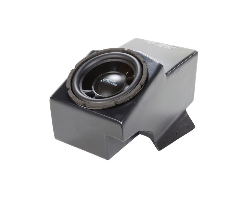 SSV Works RG2-CCSB10 Center Console Sub Box with 600 watt 10