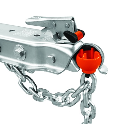 Rightline Gear Anti-Theft Trailer Coupler Ball & Lock - 100T12