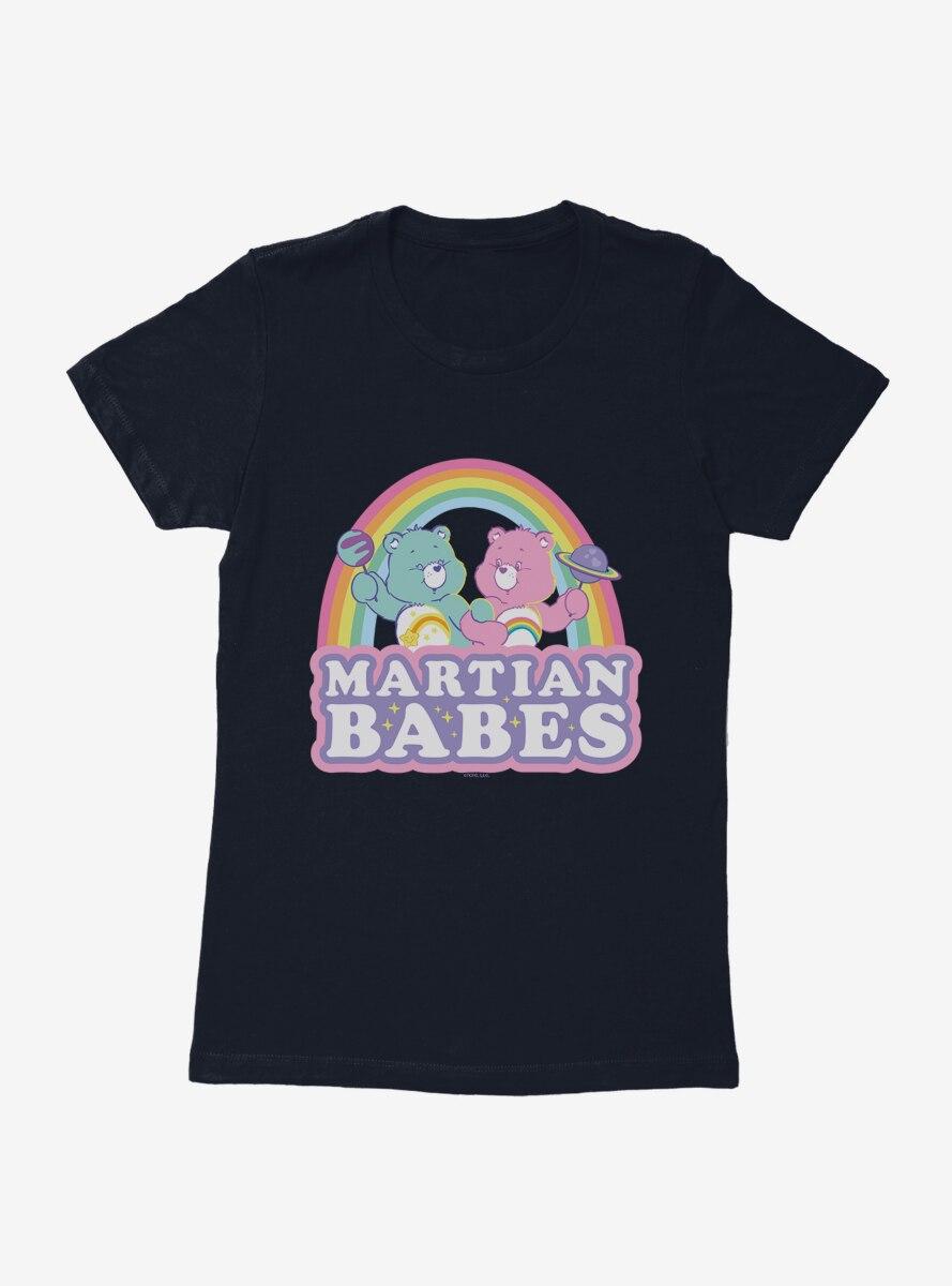 Care Bears Martian Babes Womens T-Shirt