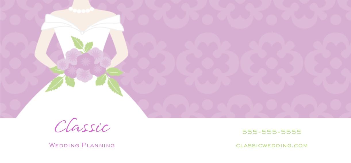 Love 11 oz. Pink Accent Mug, Gift -Classic Wedding