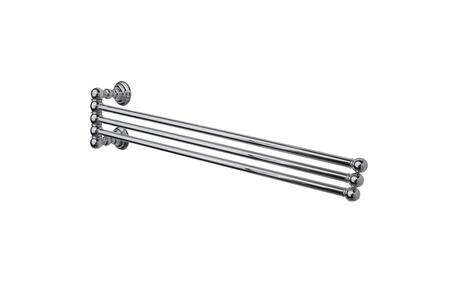 Kingston 66370CR Adjustable Towel Rail 1 3/4