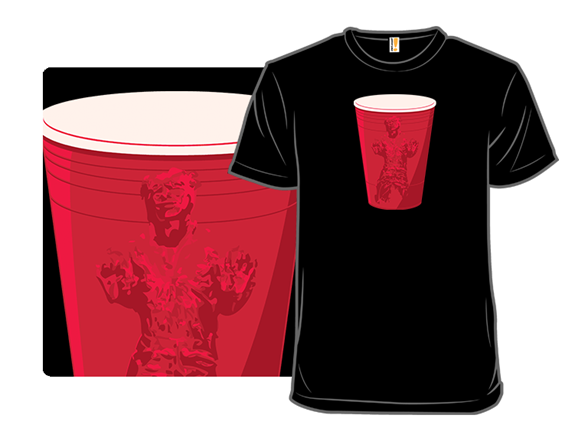 Red Han Solo Cup T Shirt