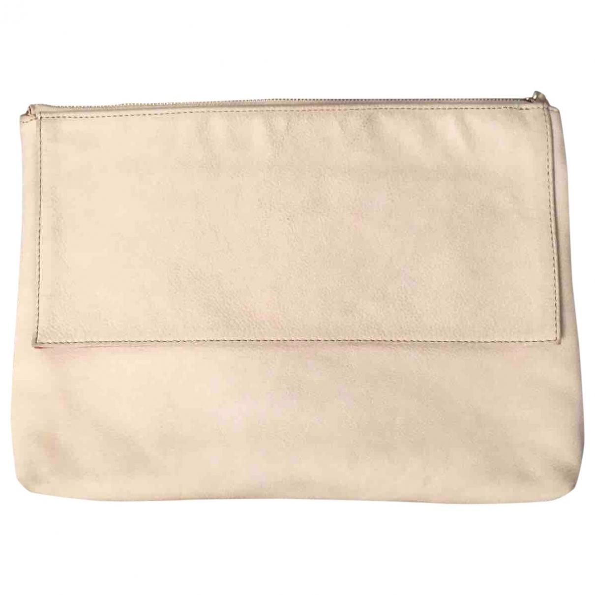 Zara \N Pink Leather handbag for Women \N