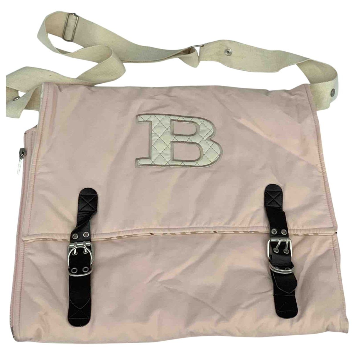 Burberry \N Pink Cotton bag & Pencil cases for Kids \N