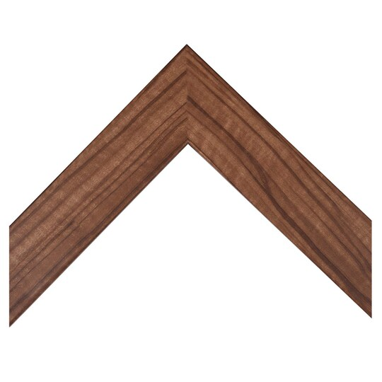 Sycamore Flat Custom Frame By Michaels® in Brown | 8 X 10 | MDF