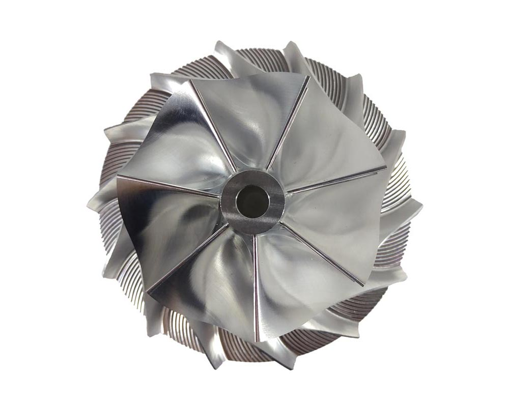 Rotomaster H1350515N Billet Compressor Wheel Dodge 5.9L 6-Cyl