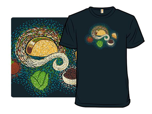 Taco Night T Shirt