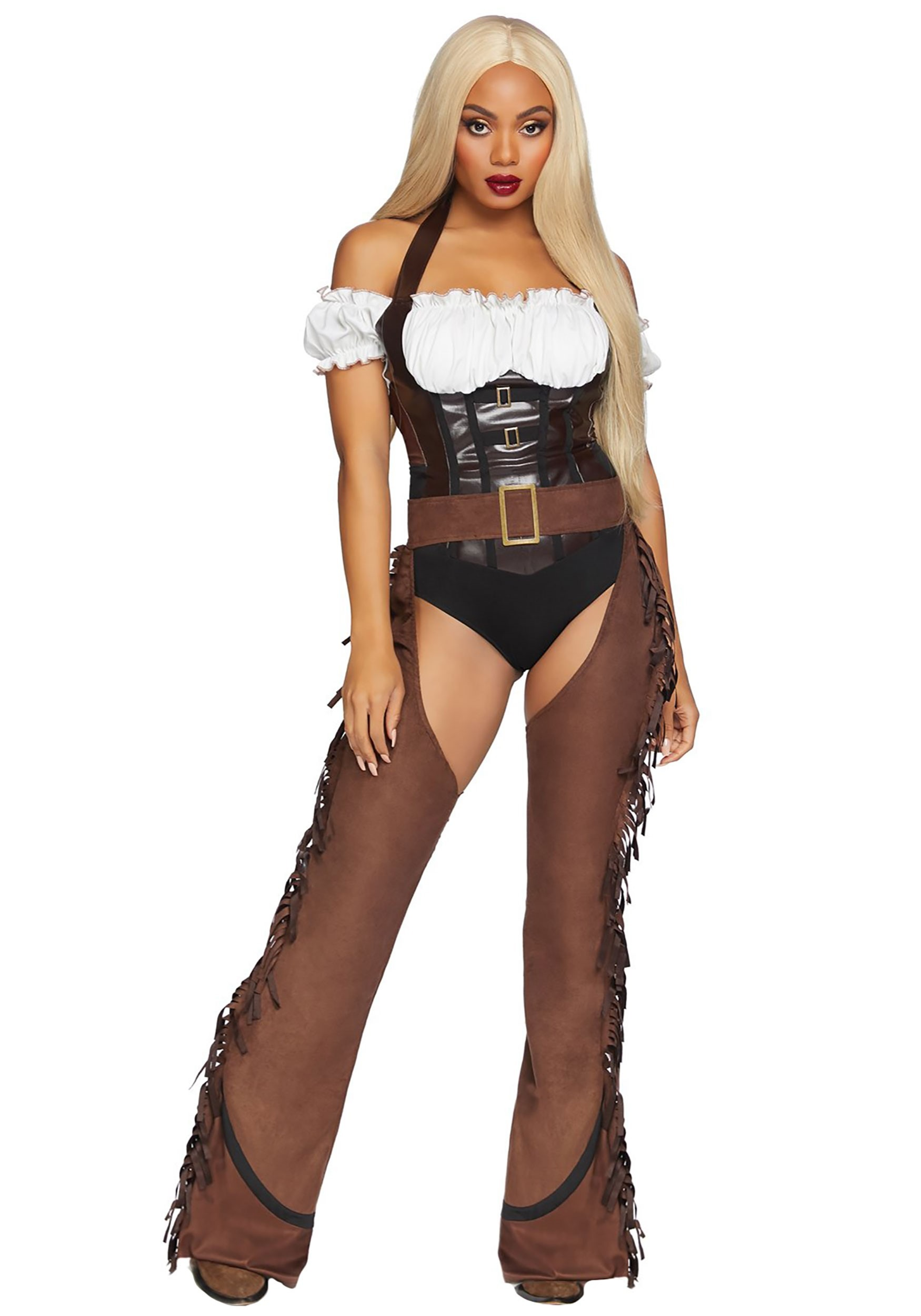 Shoot 'Em Up Women's Cowgirl Costume