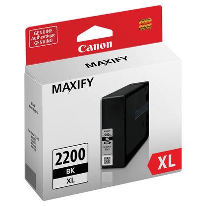 Canon PGI-2200XL 9255B001 Original Black Ink Cartridge High Yield