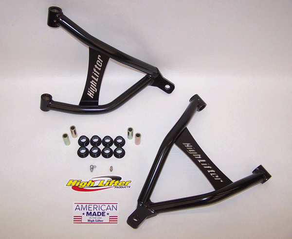 High Lifter MCFLA-H500-R Red Front Lower Control Arms Honda Foreman | Rancher | Rubicon 14-19
