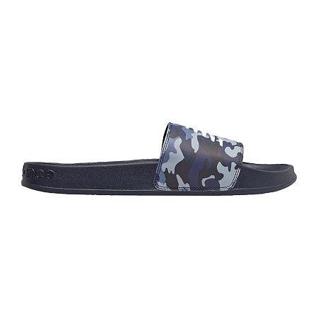 New Balance Mens Slide Sandals, 10 Medium, Green